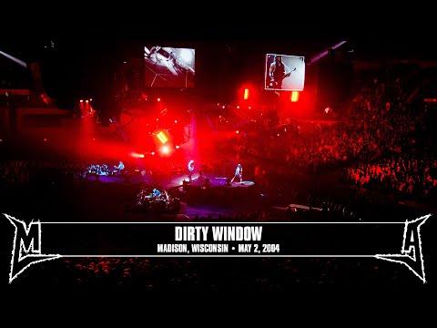 Metallica: Dirty Window (MetOnTour - Madison, WI - 2004) Thumbnail image