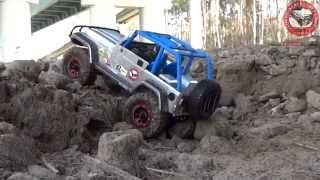 RC TRIAL Jeep Wrangler TJ Rubicon #3