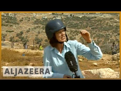 Israeli Soldiers Fire On Al Jazeera Correspondent