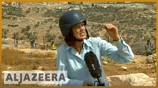 Israeli soldiers fire on Al Jazeera correspondent - 04 Sep 09