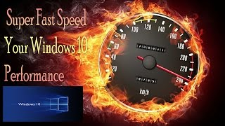 Windows 10 Tips & Tricks 2017 New - How To Speed Up Your Windows 10 Performance (Best Settings)