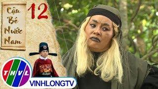 THVL | Cậu bé nước Nam - Tập 12[2]: Cóc nói xấu tên yêu tinh trẻ với mụ yêu tinh già để ly gián