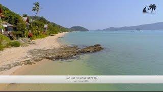 Пляж Као Кат (Панва), Пхукет, Таиланд / Khao Khat Beach, Phuket, Thailand: обзор с дрона(Пляж Као Кат (Панва) расположен на юго-востоке острова Пхукет в Таиланде . Достаточно большой, тихий пляж..., 2016-06-10T03:15:45.000Z)