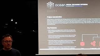 블록체인Ocean Protocol데이터 교환 프로토콜Daryl ArnoldFounder Speaker