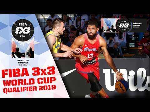 Romania v Puerto Rico - Men's Full Game - FIBA 3x3 World Cup 2019 - Qualifier - Puerto Rico from YouTube · Duration:  21 minutes 45 seconds
