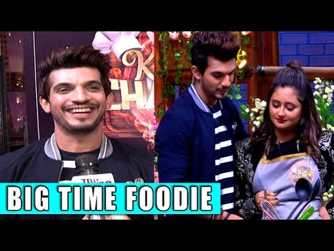 Arjun Bijlani Credits His Wife Neha As Real Kitchen Champion In House