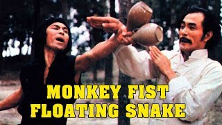 Wu Tang Collection - Monkey Fist Floating Snake