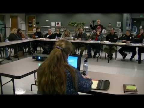 Jackson County Homeless Task Force Meeting 2015-01-20