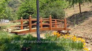 Garden Bridges,built By California Craftsman,559-325-2597