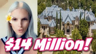 JEFFREE STAR BUYS NEW HOUSE & WIGS FLY!