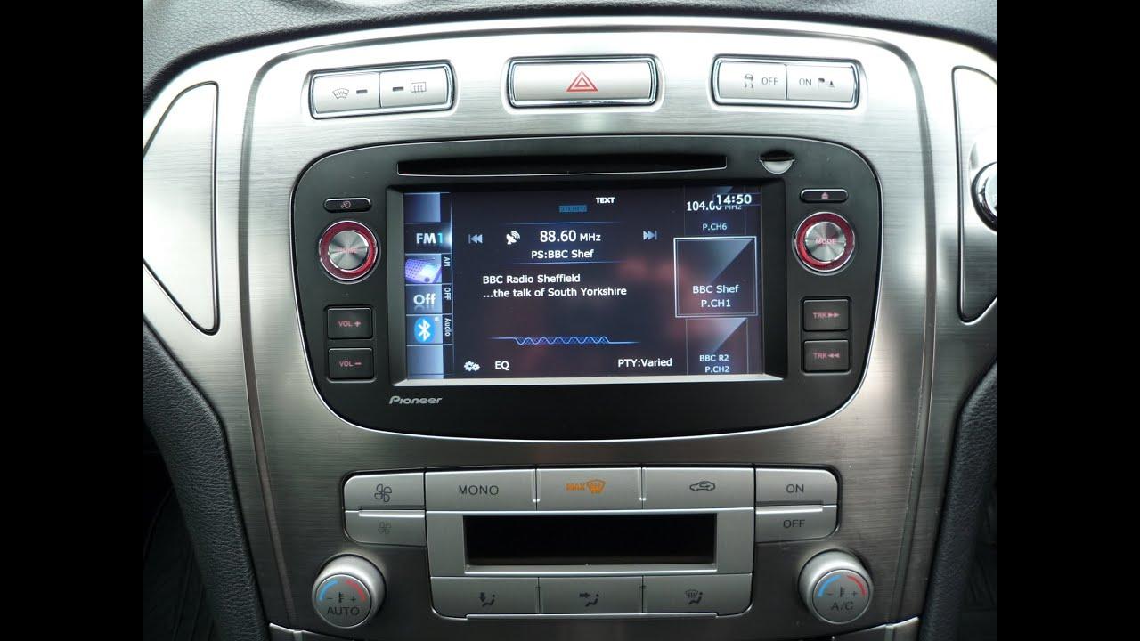 Pioneer AVIC-F9220BT GPS Navigation Driver for Windows