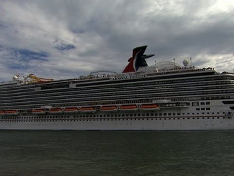 Carnival CEO talks turning around cruise line