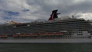 Carnival CEO talks turning around cruise line
