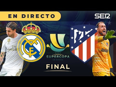 REAL MADRID 0 (4) - (1) 0 ATLETICO DE MADRID | Final Supercopa de España from YouTube · Duration:  4 hours 40 minutes 37 seconds