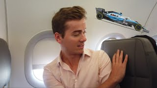 Lecę samolotem kierowcy F1
