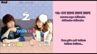Milk Tea-초콜렛군 오렌지양 Türkçe Altyazılı(Hangul-Romanization-Turkish sub)