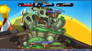 Worms 2 ARMAGEDDON Custom online game play
