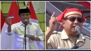Jokowi Tawarkan KIP Kuliah di Banten   Prabowo Kampanye di Lapangan Karebosi, Makassar - SIP 25/03