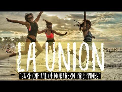 Surfing Capital of Northern Philippines San Juan, La Union