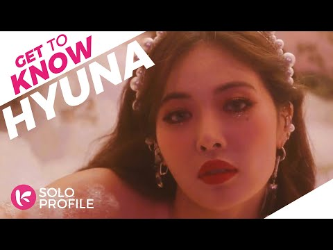 HyunA (현아) Profile & Facts (Birth Name, Birth Date etc..) [Get To Know K-Pop]