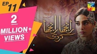 Ranjha Ranjha Kardi Episode #11 HUM TV Drama 12 January 2019