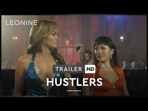 Hustlers - Trailer (deutsch/ german; FSK 6)