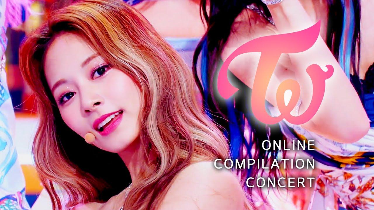 [Online Compilation Concert #14] #TWICE | SINCE 2015 ~ 2021