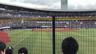 3/18(日) ZOZOマリン 千葉ロッテマリーンズ vs 読売ジャイアンツ.
