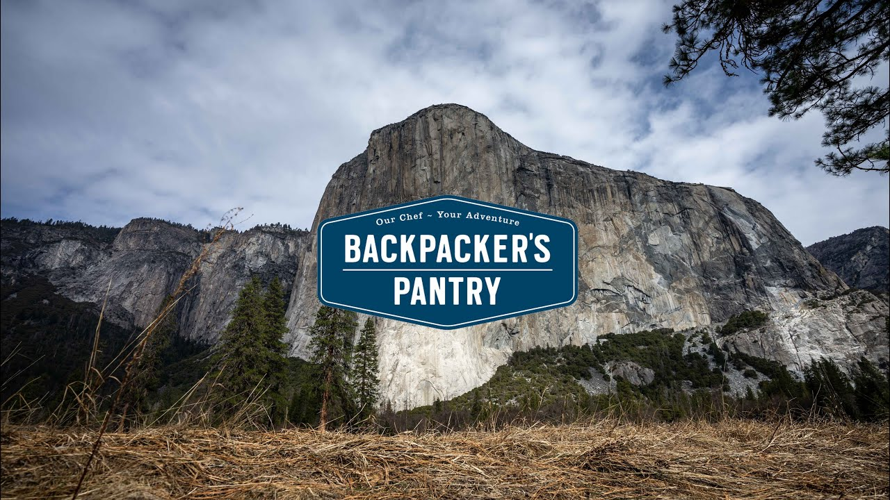 Exploring Yosemite With Backpackers Pantry