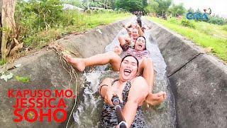 Kapuso Mo, Jessica Soho: Libreng paliguan sa Bohol, Antique at Cotabato!