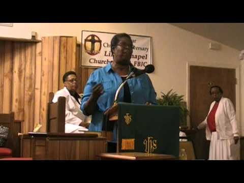 Granddaughter Of Our Founding Bishop William Lilly - Part I