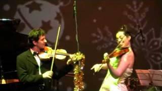 MONTI CZARDAS IN MADRID - two violins ЧАРДАШ МОНТИ