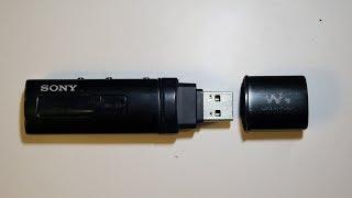 ОНЛАЙН ТРЕЙД. РУ — Цифровой MP3 плеер Sony NWZ B183F 4Gb черный