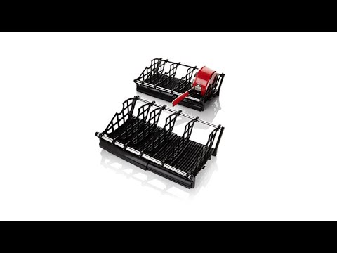 Debbie Meyer GeniusRack Set of 2 Storage Racks