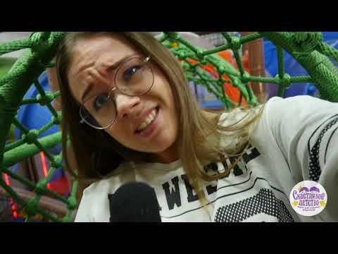 Развлечения и досуг для детей в ТЦ МЕГА Нижний Новгород. Уникальная площадка BabyClab.