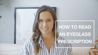 How to Read an Eyeglass Prescription | EyeBuyDirect