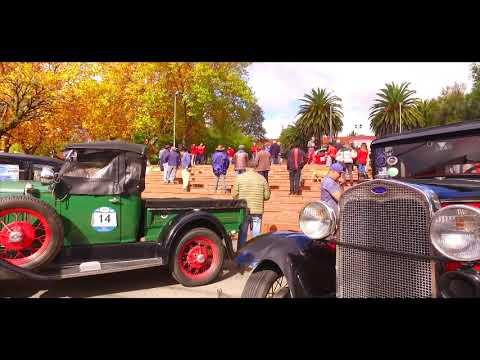 """Rally De Regularidad Autos Clásicos """"100 Años UdeC"""""""
