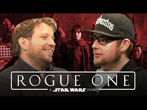 TomSka Talks Star Wars and Directing with Gareth Edwards