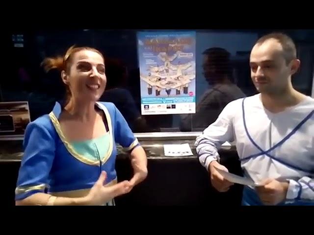 """""""Δαίδαλος και Ίκαρος"""" Μαρία Προδρόμου - Γιάννης Ναβραζίδης - Συνέντευξη stellasview.gr"""