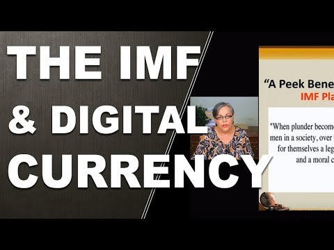 Cashless Society: The IMF And Digital Currency