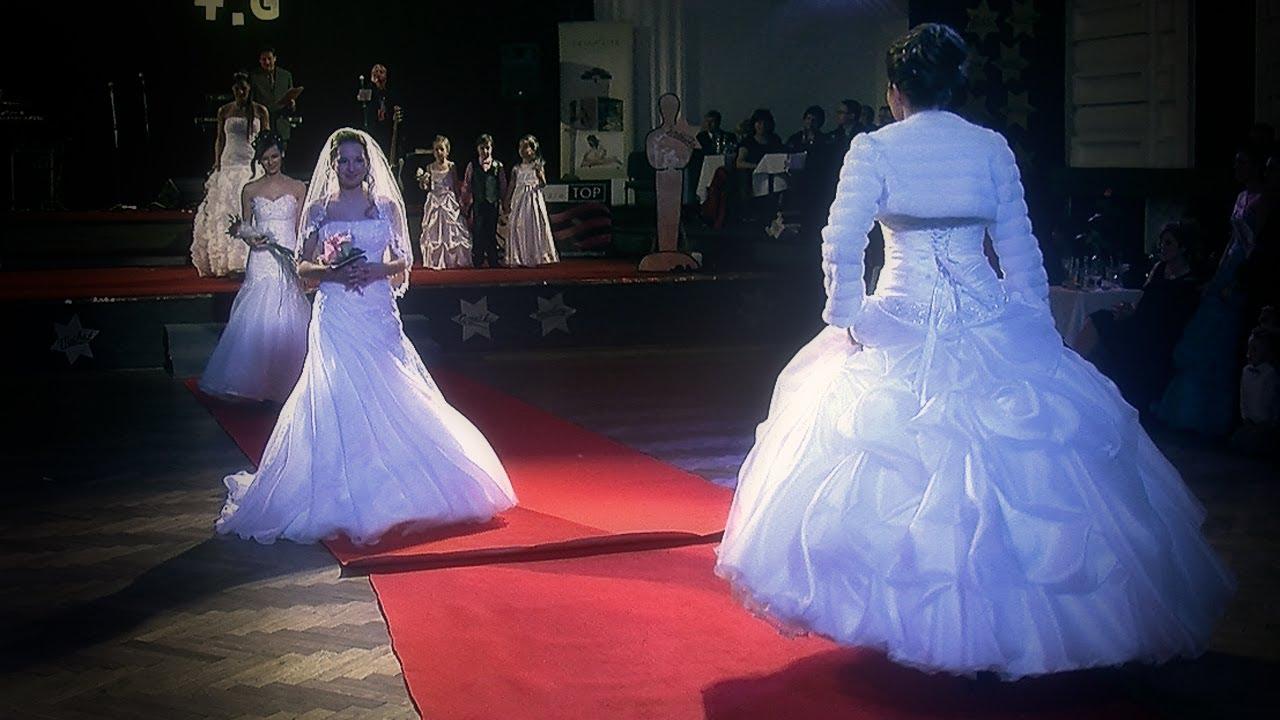 Svatebni Salon Diamond Jicin Modni Prehlidka Svatebnich A