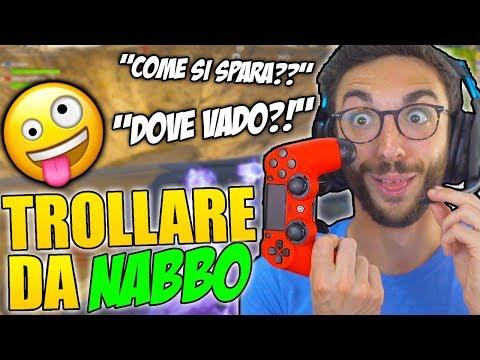 FINGERSI UN NABBO ONLINE! - Fortnite ITA Funny Moments
