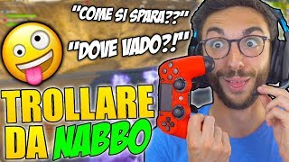 FINGERSI UN NABBO ONLINE! - Fortnite ITA Funny Moments