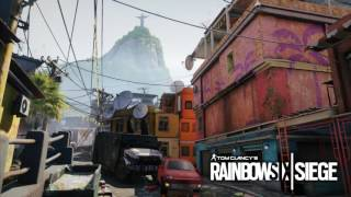 Rainbow Six Siege soundtrack - Favelas
