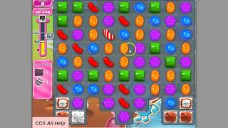 Candy Crush Saga level 859 NO BOOSTERS