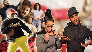 Lil Dicky - Freaky Friday feat. Chris Brown (Official Music Video) REACTION VIDEO 😱😀 BEST VIDEO?😳