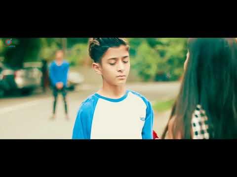 Ek Samay Mein Toh Tere Dil Se Juda Tha  Rahul & Amrita  Cute School Love Story  Latest Sad Song