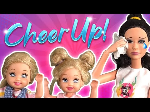 Barbie - Cheering Up Raquelle   Ep.162