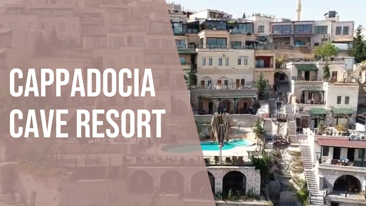 Ccr Hotels Cappadocia Cave Resort Nerededekal Com