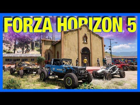 Forza Horizon 5 : Mexico, Car List, Customization & More!! (FH5 Gameplay)